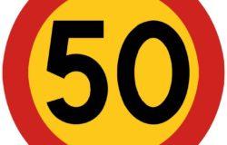 50 km per h med traktor